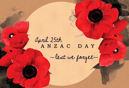 ANZAC Day Guide