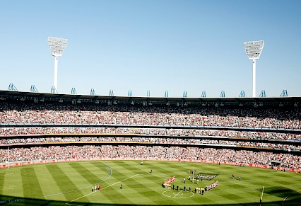 AFL Nation on the Border