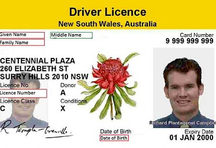 Digital Licence Trial