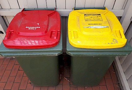 Six Bin System Proposed