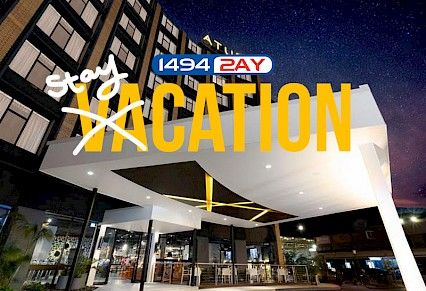 Win a 2AY Staycation